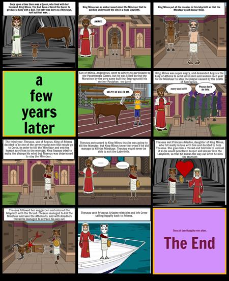 minotaur myth