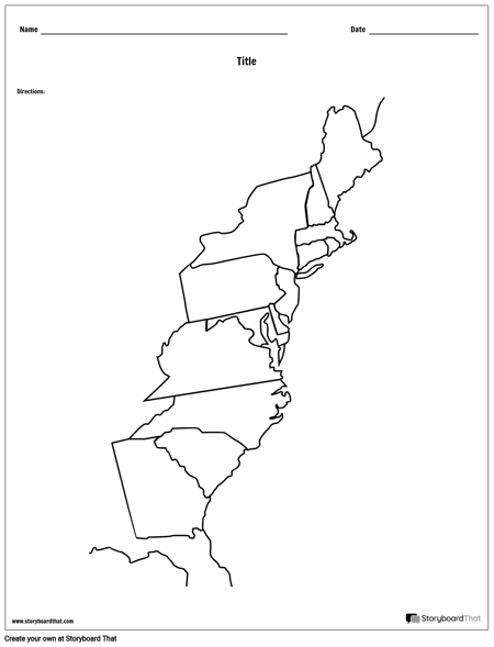 Create Map Worksheets Map Worksheet Templates