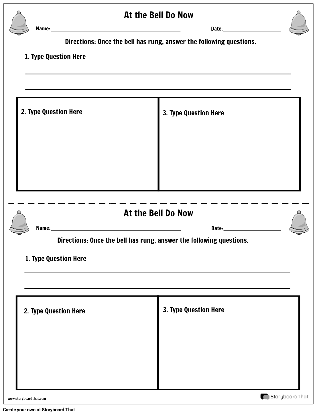 image about Free Printable Bell Ringers called Make Bell Ringer Functions Bell Ringer Template