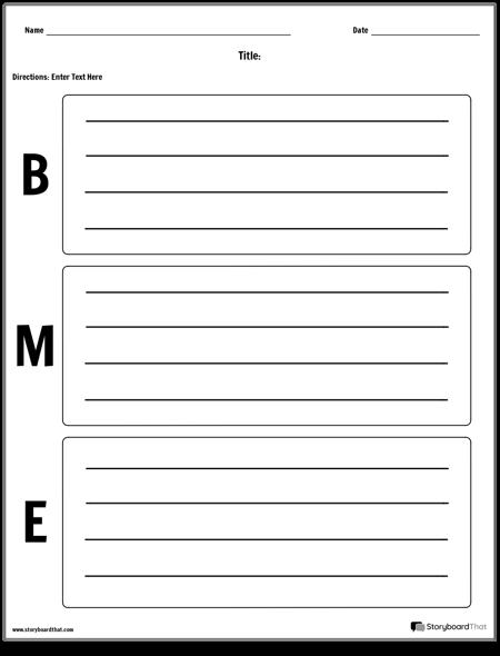 BME Lines