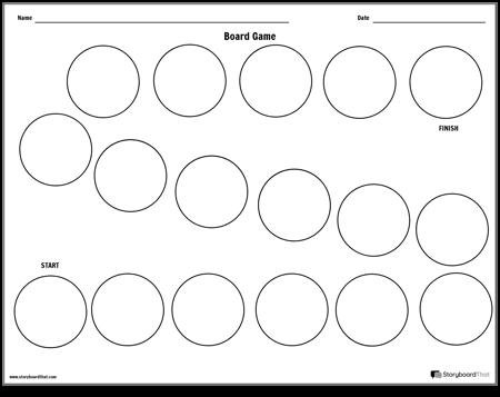Board Game Circles