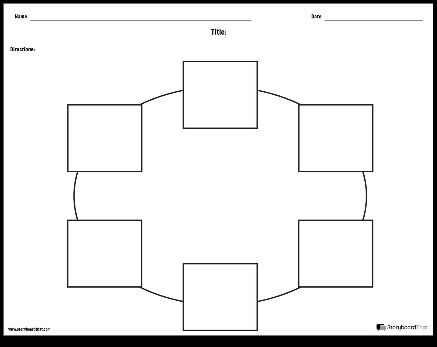 Crear Gráficos Circulares o Imprimibles Organizadores Gráficos web