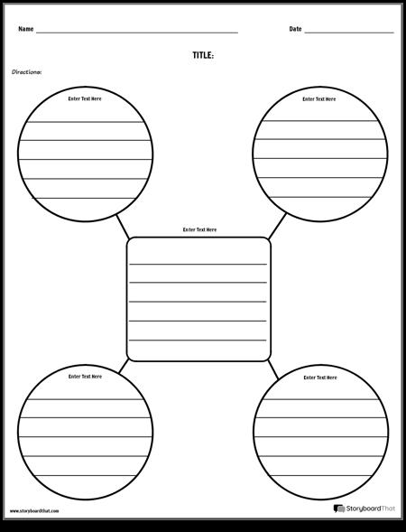 Writing Templates | Creative Writing Worksheets Breaking Down Writing