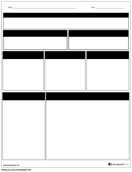 Foundation Experimental Design Sheet