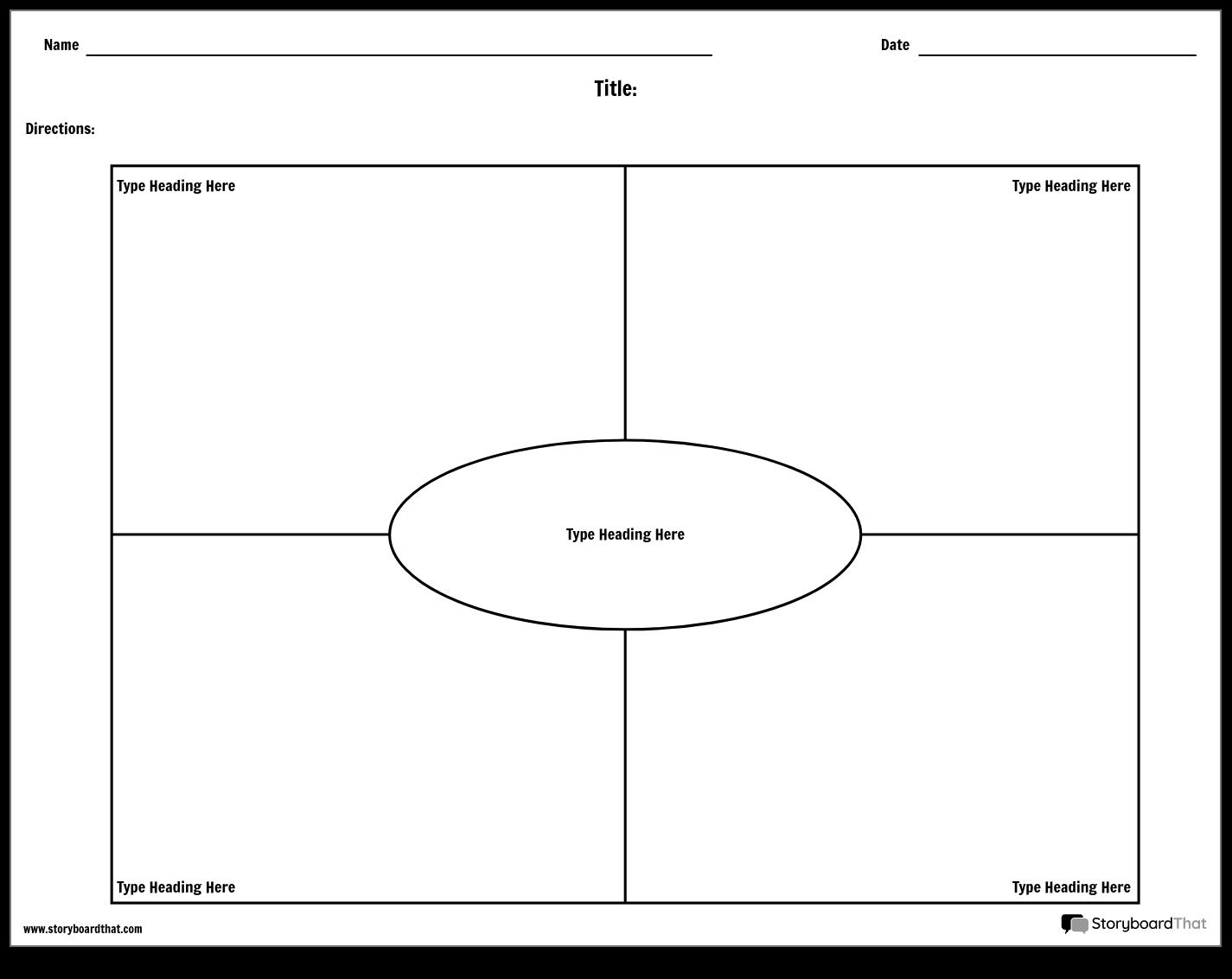frayer model worksheet templates