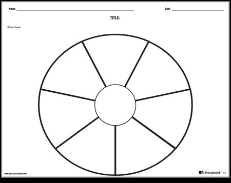 Circle Chart - 9