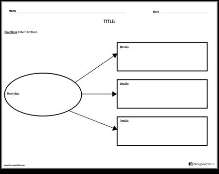 Main Idea - Horizontal