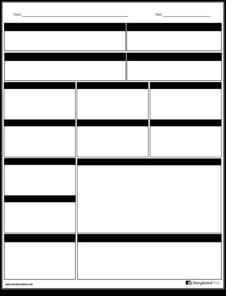 Higher Experimental Design Sheet