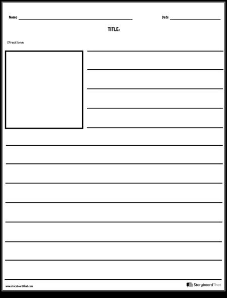 Square Illustration
