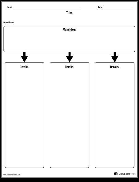 Main Idea - Columns