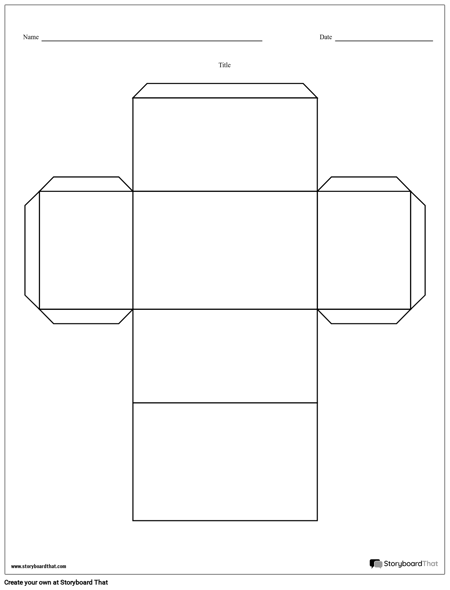 Rectangle Story Cube