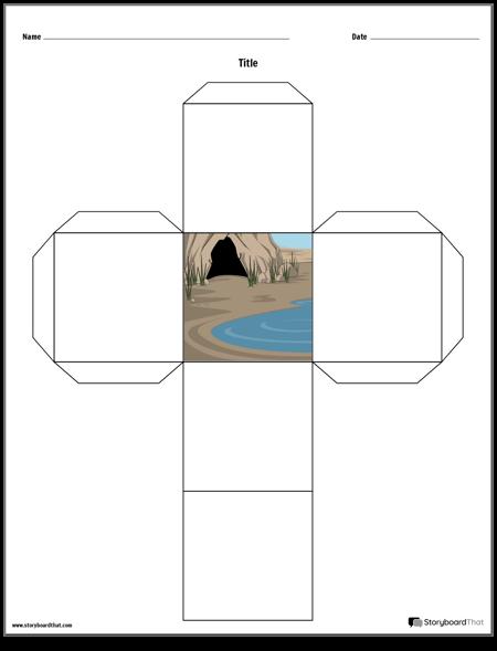 Setting Story Cube