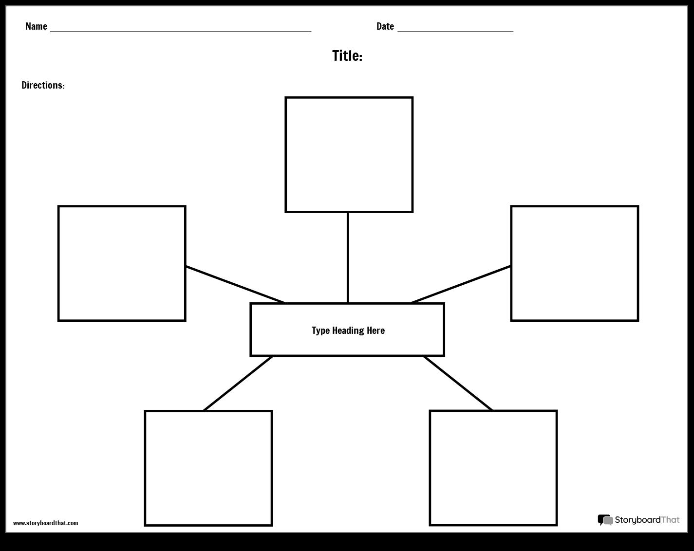 spider diagram template spider diagram template wiring diagram data  spider diagram template wiring