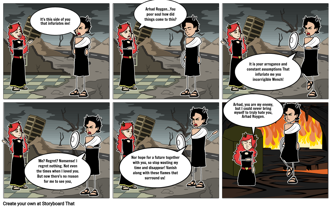 Reminiscence Adonis part 2