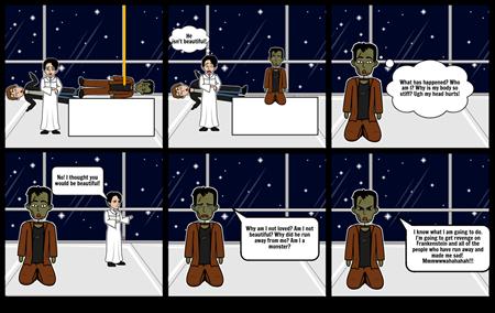 English Frankenstein