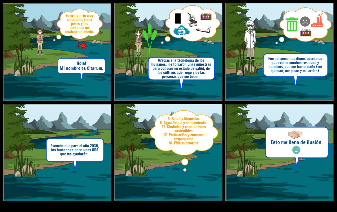 Historieta Rio CItarum