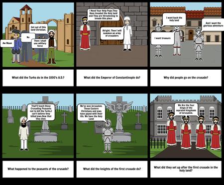 The Crusades Part 1